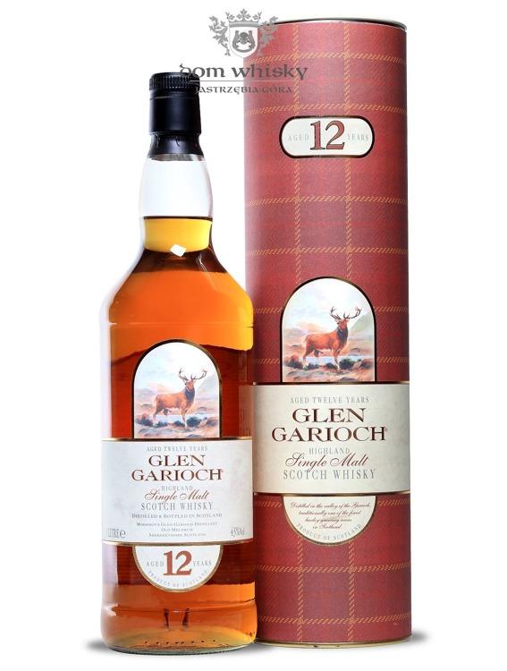 Glen Garioch 12-letni / 43% / 1,0l