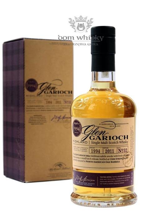 Glen Garioch 1994 (Bottled 2011) Batch No. 32/ 53,9%/0,7l