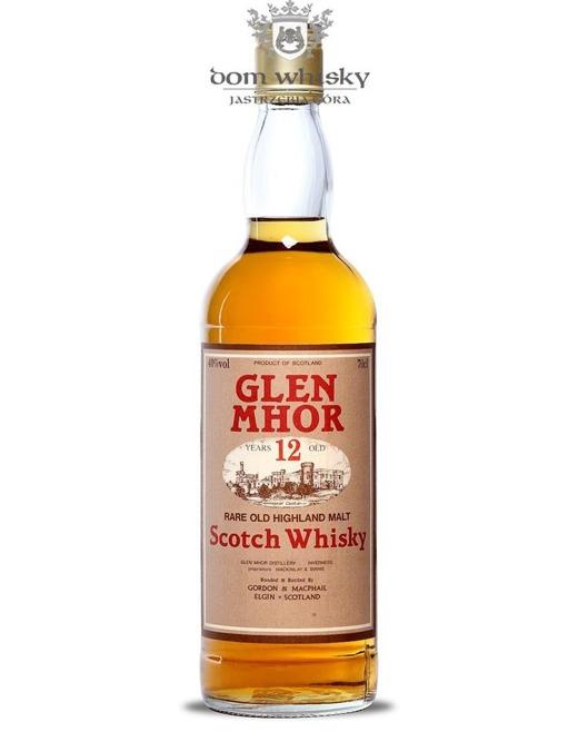 Glen Mhor 12-letni (B.1996) / 40% / 0,7l