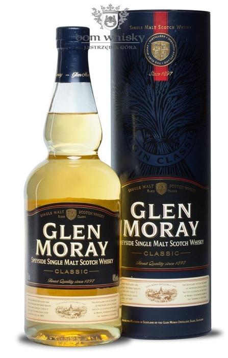 Glen Moray Classic / 40% / 0,7l