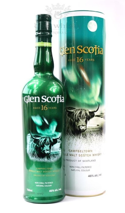 Glen Scotia 16-letnia / 46% / 0,7l