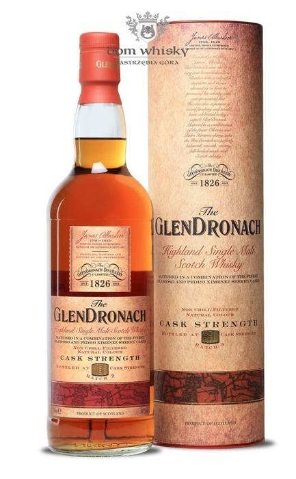 GlenDronach Cask Strength Batch # 3 / 54,9% / 0,7l