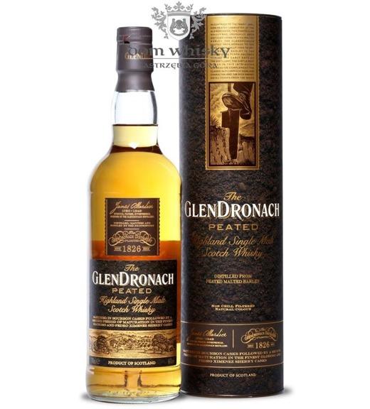 GlenDronach Peated / 46% / 0,7l
