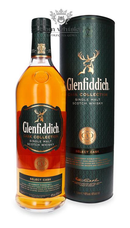 Glenfiddich Cask Collection, Select Cask / 40% / 1,0l