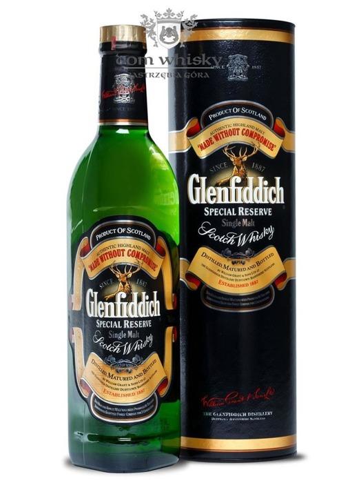 Glenfiddich Special Reserve / 43% / 1,0l