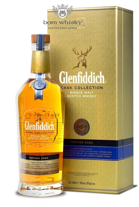 Glenfiddich Vintage Cask Collection / 40% / 0,7l