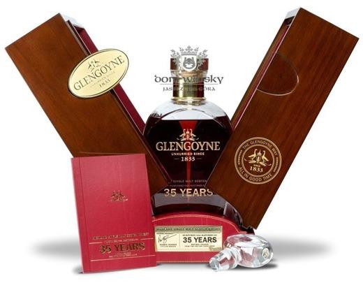 Glengoyne 35-letni (2013 Release) / 46,8% / 0,7l