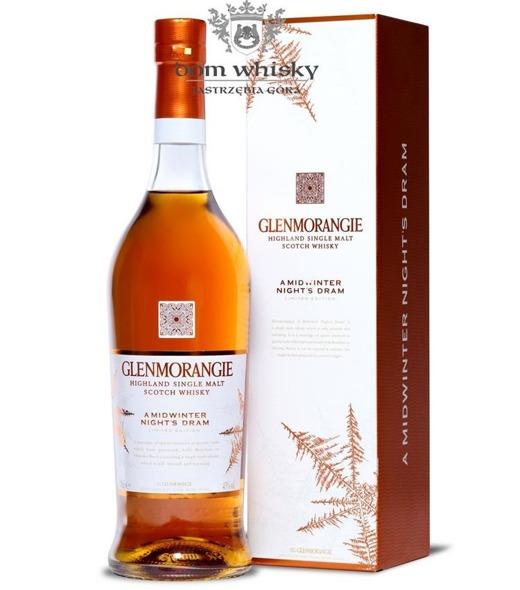 Glenmorangie A Midwinter Night's Dram / 43% / 0,7l