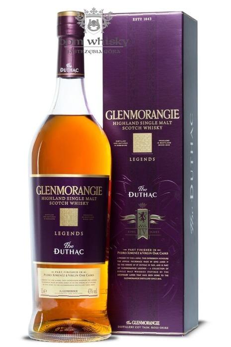 Glenmorangie Duthac / 43% / 1,0l