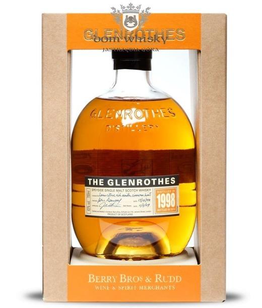 Glenrothes 1998 (Bottled 2014) / 43% / 0,7l