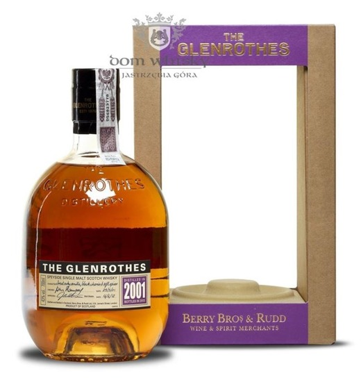 Glenrothes 2001 (Bottled 2013) / 43% / 0,7l