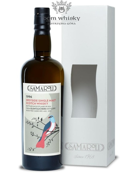 Glentauchers 1996 (Bottled 2014) Samaroli / 45%% / 0,7l