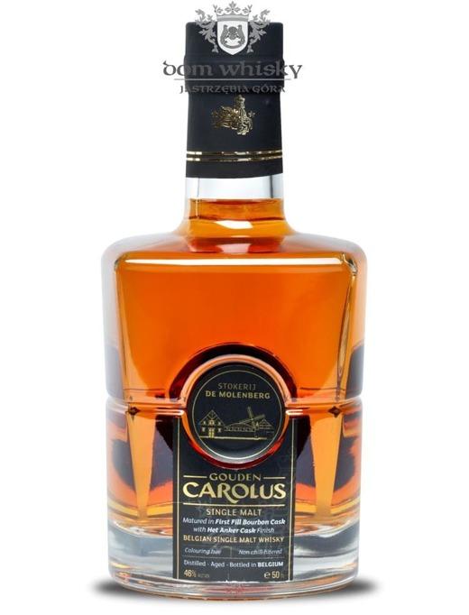 Gouden Carolus Single Malt Bourbon Cask (Belgium)/46%/0,5l