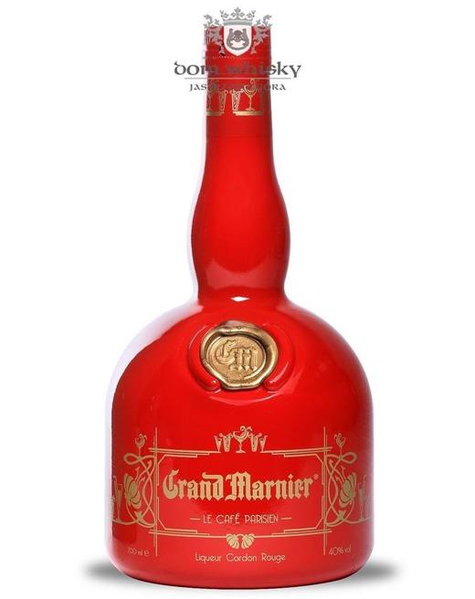 Grand Marnier Cordon Rouge Liqueur Cafe Parisiene /40%/0,7l