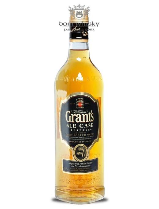 Grant's Ale Cask Reserve / 40% / 0,7l