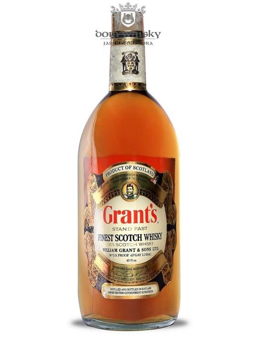 Grant's Stand Fast, 8-letni / 86 U.S. Proof / 4/5 QT