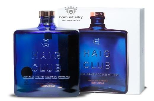 Haig Club Single Grain Scotch Whisky /bez opak./ 40% / 0,7l