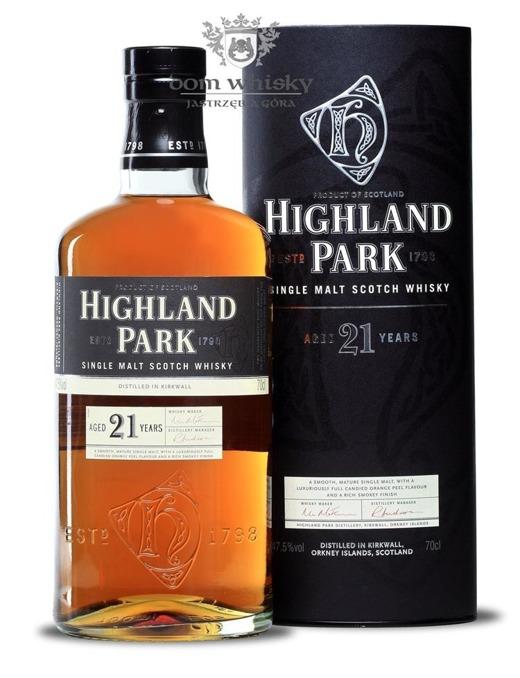 Highland Park 21-letni / 47,5% / 0,7l