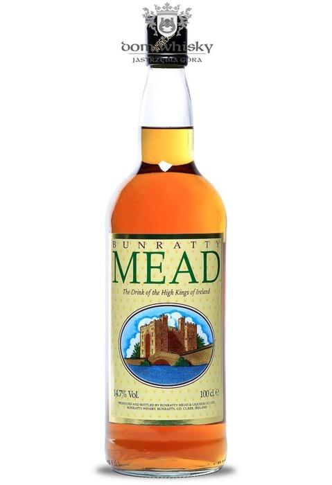 Irish Bunratty Mead, The Honeymoon Drink / 14,7% / 1,0l