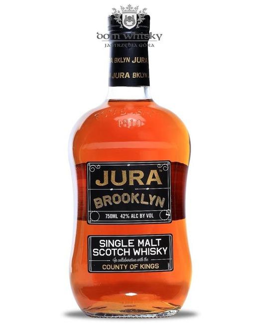 Isle of Jura Brooklyn, County Of Kings (B.2014) / 42% / 0,75l