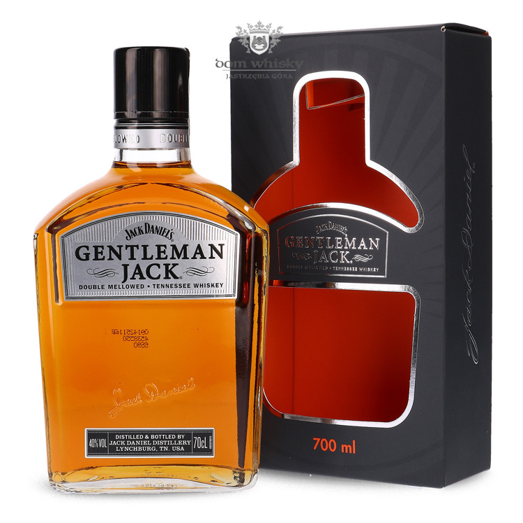 Jack Daniel's Gentleman Jack / 40% / 0,7l