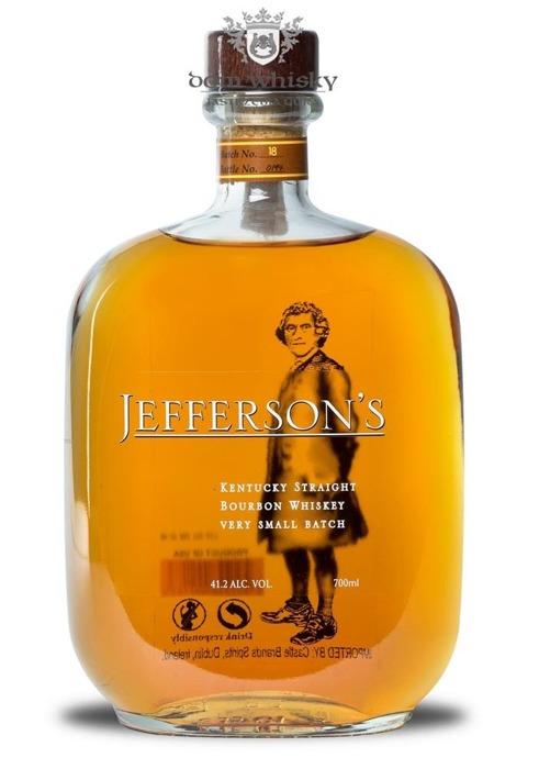 Jeffersons Bourbon / 41,2% / 0,7l