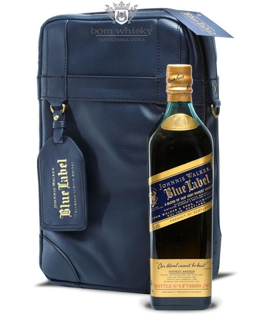 Johnnie Walker Blue Label The Caddy Pack / 40% / 0,7l