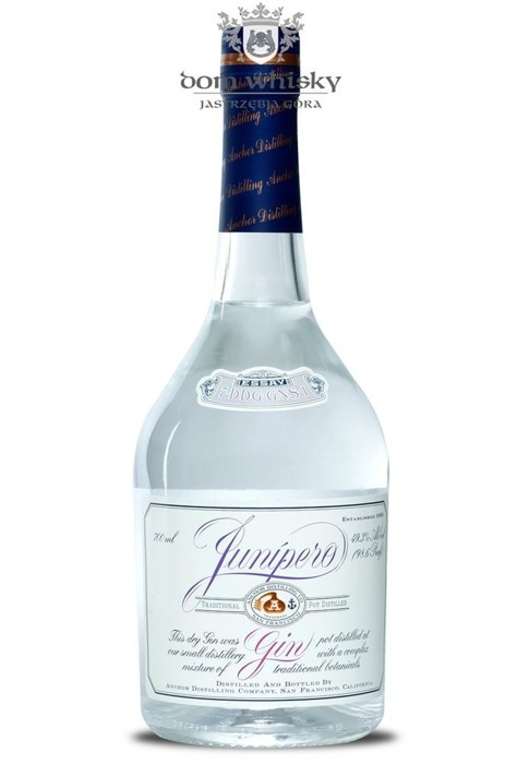 Junipero Dry Gin / Sun Francisco / 49,3% / 0,7l