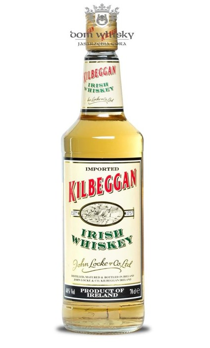 Kilbeggan Irish Whiskey Review / 40% / 0,7l