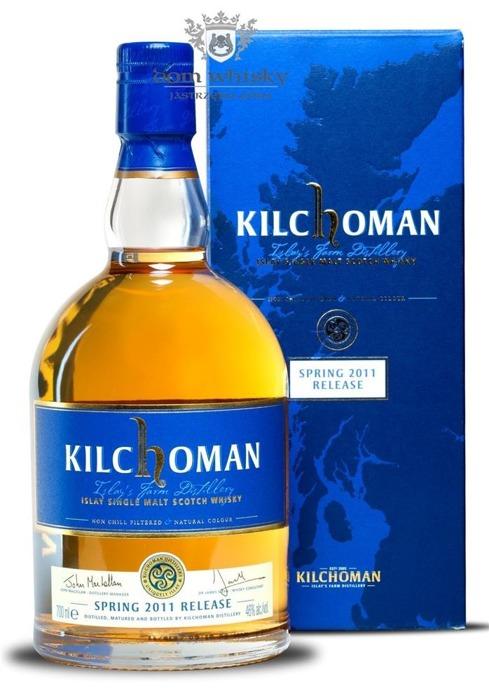 Kilchoman Spring 2011 Release /46%/0,7l