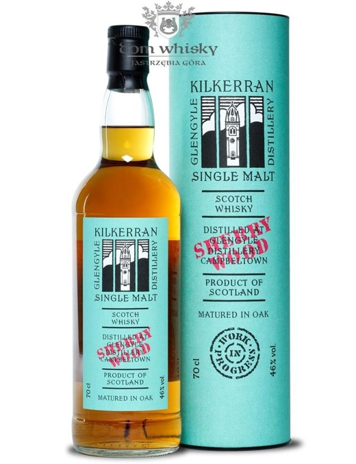 Kilkerran Work in Progress 7 (Sherry Wood) /46%/0,7l