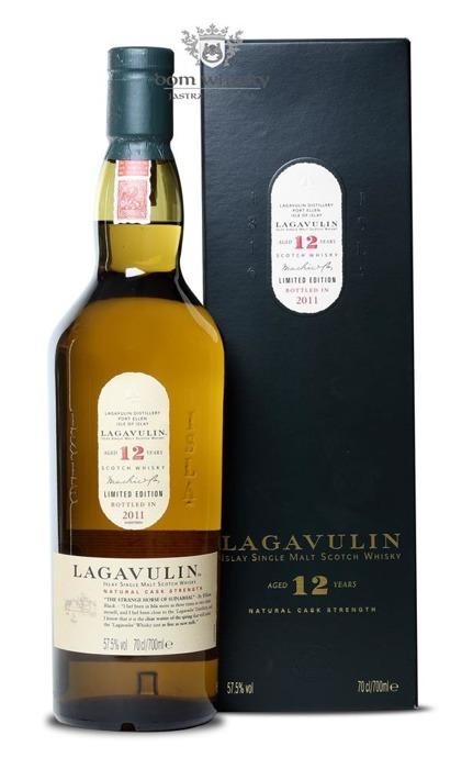 Lagavulin 12-letni Cask Strength, 2011 Release /57,5%/0,7l