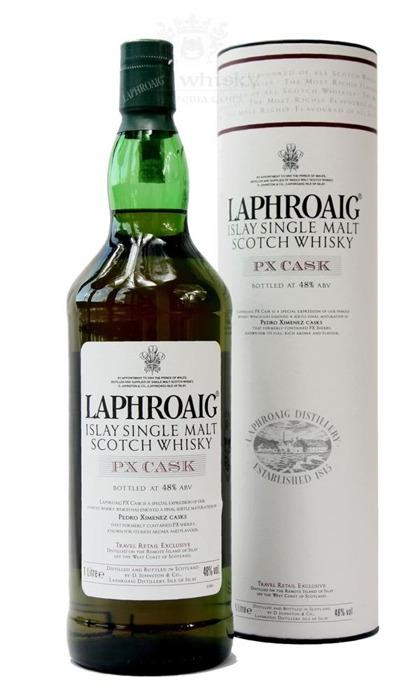 Laphroaig PX Pedro Ximenez Cask Old Package / 48% / 1,0l