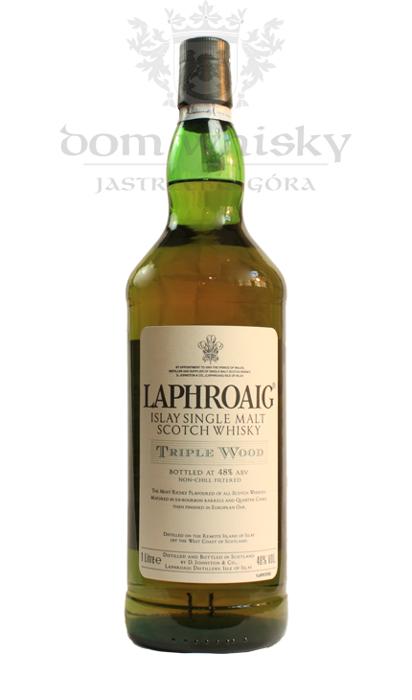 Laphroaig Triple Wood / 48% / 1,0l
