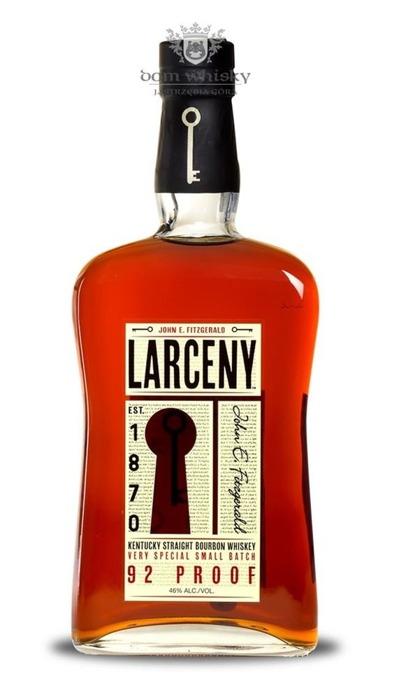 Larceny Bourbon Whiskey / 46% / 0,75l