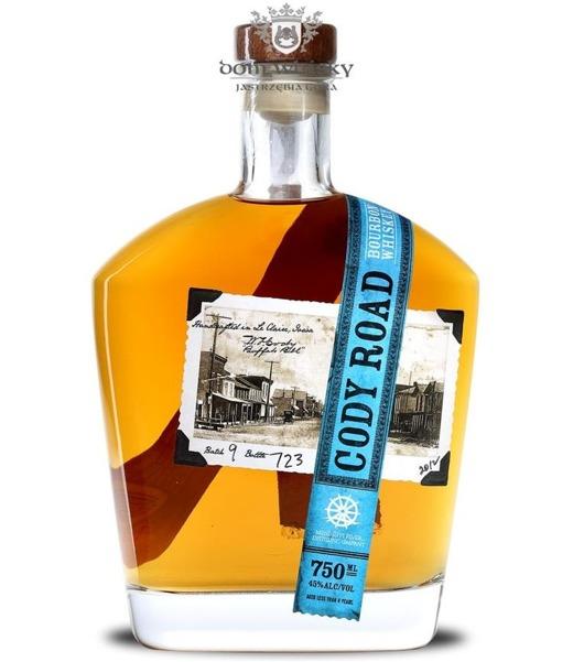 MRDC Cody Road 4 letni Bourbon Batch 9 /45% / 0,75l