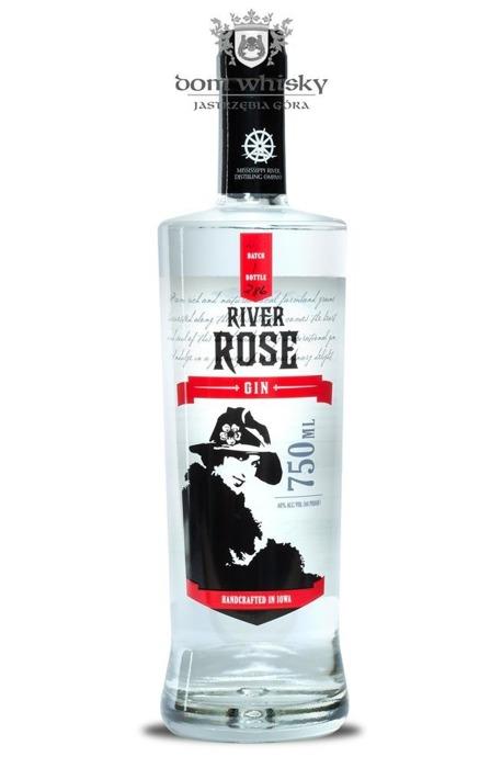MRDC River Rose Batch 1 / USA - IOWA / 40% / 0,75l