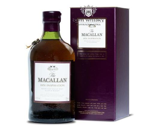Macallan 1851 Inspiration /41,3%/0,7l