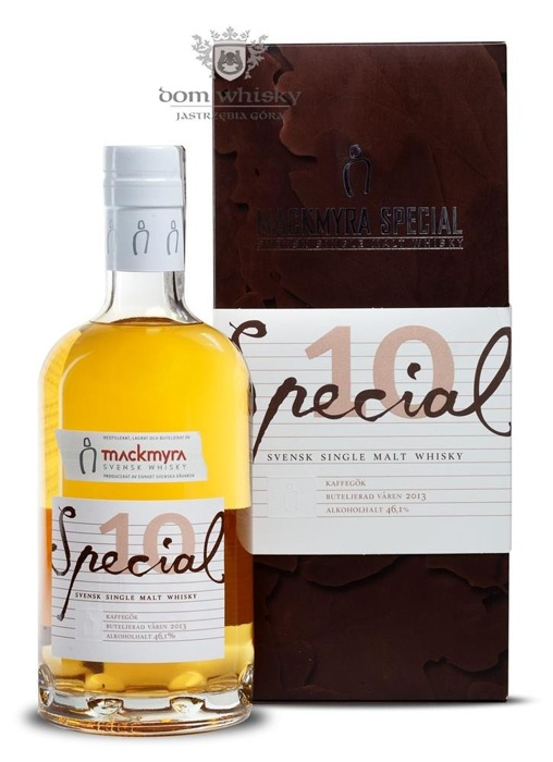 Mackmyra Special 10 (Szwecja) / 46,1% / 0,7l