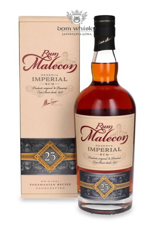 Malecon 25-letnia Superior Anejo /Panama/ 40% / 0,7l