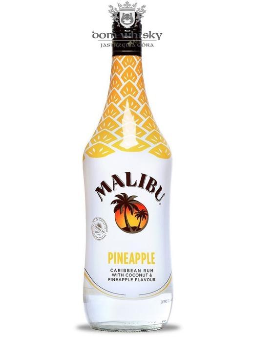 Malibu Pineapple Caribbean Rum / 21% / 1,0l