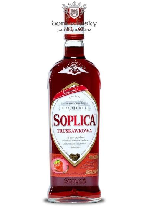 Nalewka Soplica Truskawkowa / 32% / 0,5l