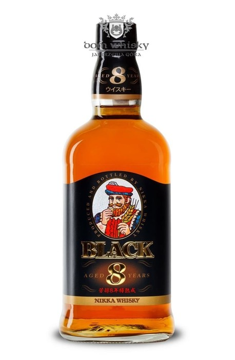 Nikka Black 8 / 40% / 0,7l