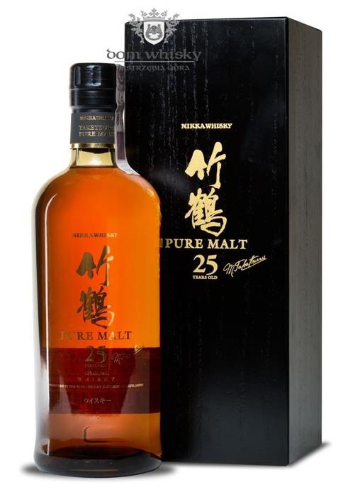 Nikka Taketsuru 25 letni Pure Malt / 43% / 0,7l