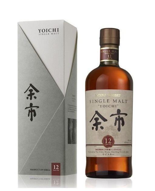 Nikka Yoichi 12 letni /Brak opak./ 45% / 0,7l