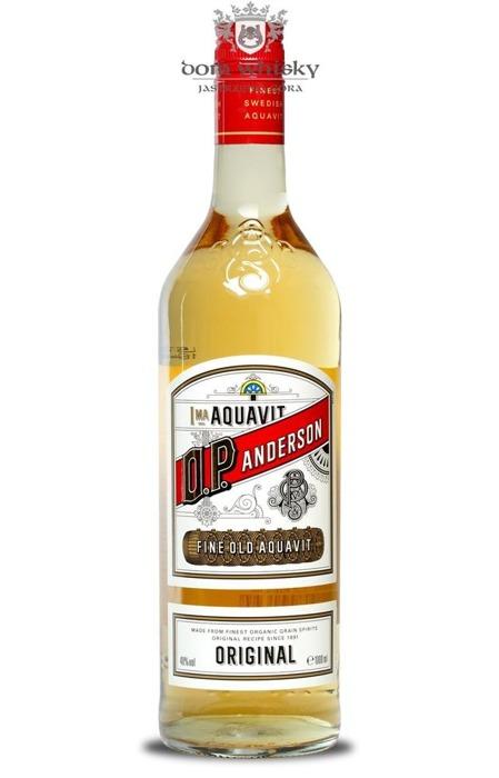 O.P. Anderson Aquavit / 40% / 1,0l