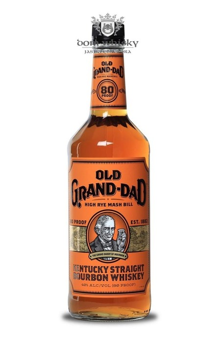 Old Grand Dad / 40% / 0,75l