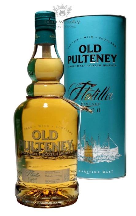 Old Pulteney Flotilla 2000 / 46,4%/ 0,7l