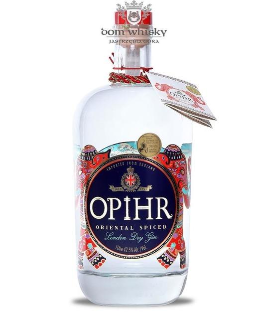 Opihr Oriental Spiced London Dry Gin / 42,5% / 1,0l