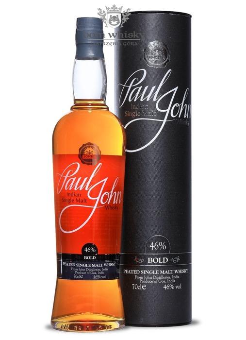 Paul John Bold Indian Single Malt / 46% / 0,7l